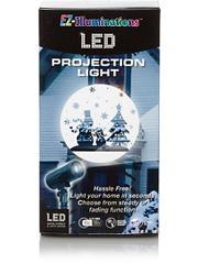 EZ Illuminations Christmas Deer LED Projection Light / EZ Illuminations Christmas Snowman LED Projection Light was £15 each now £10 each C+C @ Asda George