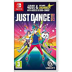 Just Dance 2018 Nintendo Switch in Tesco Direct - £28