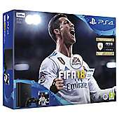 Black Friday: PS4 500GB Console with either FIFA18 / CODWWII / BattleFront 2 and GT Sport and selected Playlink Game for £199 @ Tesco Direct