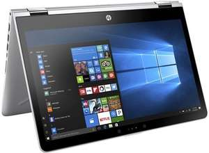 "HP 14"" 2 in 1 laptop new gen i5 (i5-8250u), 8GB RAM, 256GB SSD £636.65 @ HP"