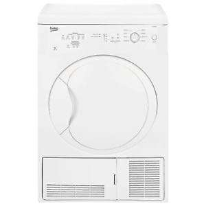 Beko DC7112W 60cm 7Kg Condenser Dryer £169 Co-op ebay Free Delivery