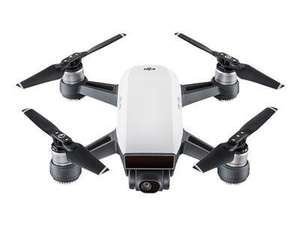 DJI Spark Quadcopter Mini Drone - Alpine White (Fly More Combo Pack) - BT for £439