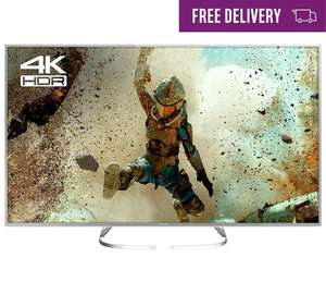 Panasonic TX-58EX700B 58 Inch Smart 4K Ultra HD TV with HDR Argos with code TECH10 for £710.10