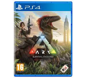 PS4 / Xbox one game Ark Survival Evolved £31.99 @  Argos