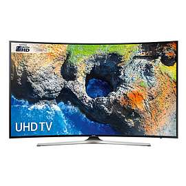 "Samsung UE55MU6220 55"" Curved HDR 4K Ultra HD Smart TV with Built-In WiFi"