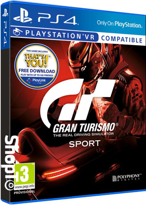 [PS4] GT Sport - £17.86 - Shopto
