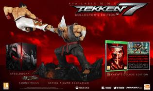 Tekken 7 Collectors Edition (Includes Statue & Season Pass) - Xbox One Version £64.85 @ Shopto