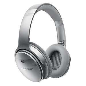 Bose QuietComfort 35 Wireless Bluetooth Noise Cancelling Headphones - Silver £269.99 @ Amazon