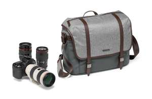 Manfrotto Windsor camera messenger M for DSLR with Camera Strap and Pixi Tripod £71.80 @ Manfrotto
