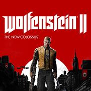 Wolfenstein 2 (PC) - Standard £16.40 / Deluxe £22.55 @ Gamersgate