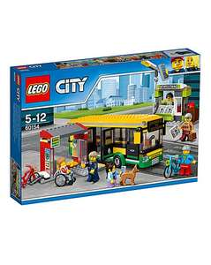 Lego 60154 bus station half price at Amazon for £19.99 (Prime or add £2.99)