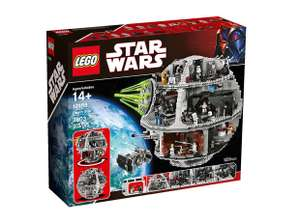 Lego Death Starat Lego £327.99 for £291 (see description for ways to bring price down)