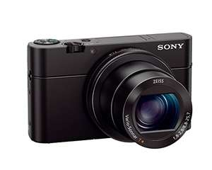Sony RX100M4 camera - Amazon £575 (minus £100 possible cashback, £475?)