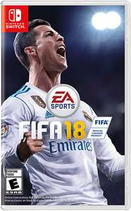 Fifa 18 [Switch] £29.99 @ TheGameCollection