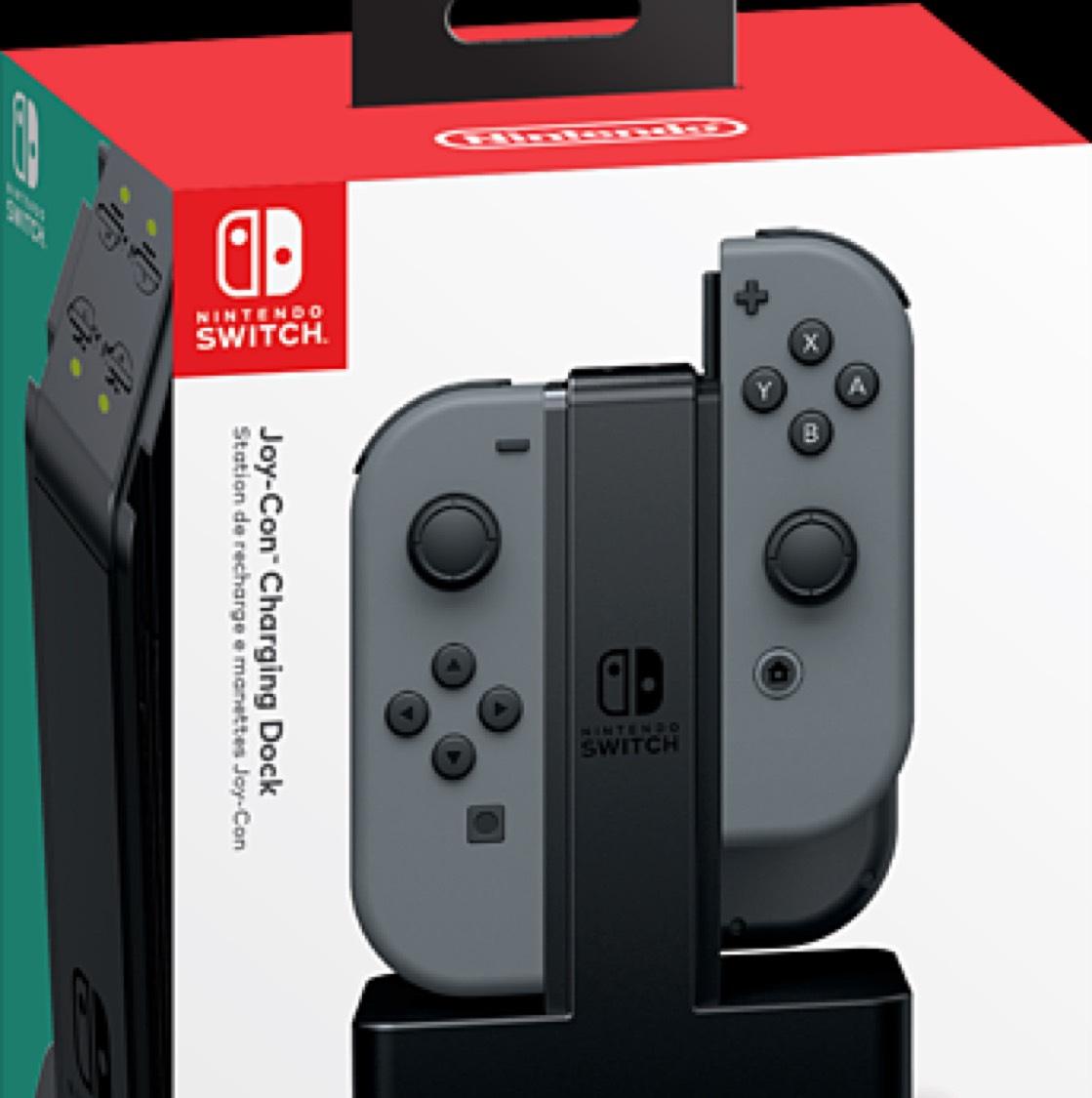 Nintendo switch joy-con charging dock £14.99 @ Tesco