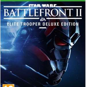 Star Wars BattleFront II Elite Trooper Deluxe Edition XBox £49.99 @ The Game Collection
