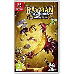 Rayman Legends: Definitive Edition (Switch) £20 Delivered @ Tesco Direct