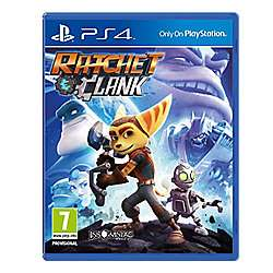 Ratchet & Clank (PS4) £14 Delivered @ Tesco Direct