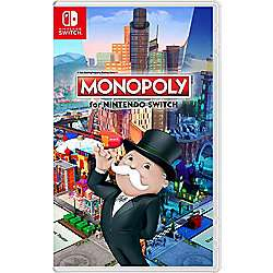 Monopoly for Nintendo Switch - £20 - Tesco (Online and Instore)