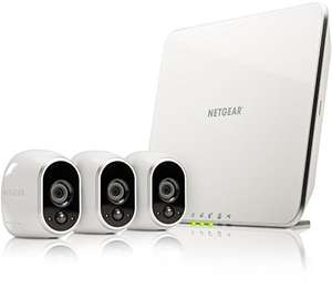 Netgear Arlo 3 HD Security Camera Kit. Deal of the day @ Amazon.
