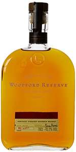 Woodford Reserve 70cl - £18.75 @ Amazon (+£4.75 non Prime)