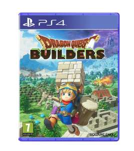 Dragon Quest Builders (PS4) £12.50 Delivered @ Coolshop