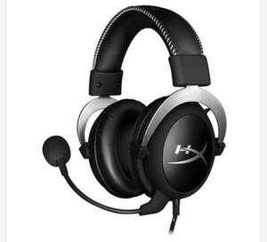 HyperX Cloud Pro Gaming Headset - Silver at Smyths for £39.99