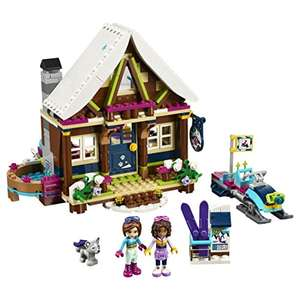 Lego Friends Snow Resort Chalet @ Amazon for £20