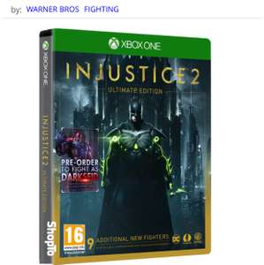 Injustice 2 Ultimate Edition at Shopto for £39.99 @ Shop To