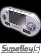 *33% OFF* Hyperkin Supaboy S Retro SNES Handheld Console @ Funstockretro.co.uk