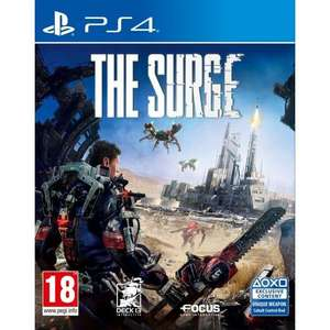 The Surge PS4 at The Game Collection for £9.99