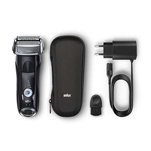 Braun Series 7 7840s Men's Electric Foil Shaver, Wet and Dry, Pop Up Trimmer, Rechargeable and Cordless Razor at Amazon for £74.99