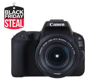 Canon EOS 200D £419.99 @ Eglobal central