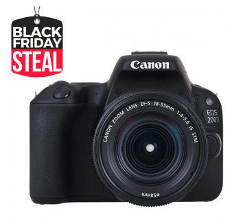 Canon EOS 200D £419.99 @ Eglobal central