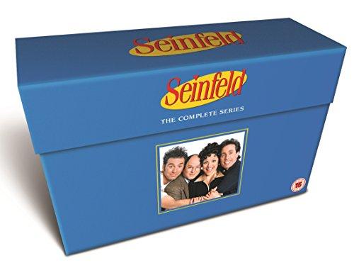 Seinfeld Complete Series 1-9 DVD boxset - Amazon £29.99