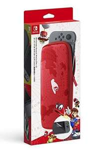 Nintendo switch super mario odyssey edition carry case + screen protector £14.95 @ TGC