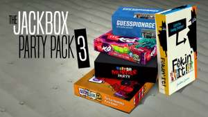 Hourly Flash Deals @ Fanatical (Use Code For 10% Off) Current Deals - Jack Box Party Pack 3 £5.80 / Insurgency 62p (Steam)