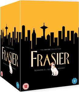 Frasier - Series 1-11 - Complete DVD Boxset £21.99 delivered @ Zavvi