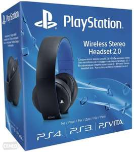 PLAYSTATION WIRELESS STEREO HEADSET 2.0 £44.95 @ The Game Collection