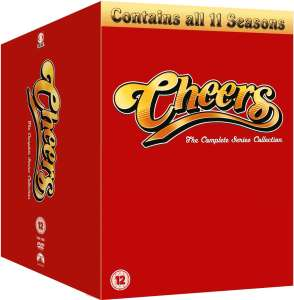 Cheers - The Complete Series DVD Boxset £21.99 delivered @ Zavvi