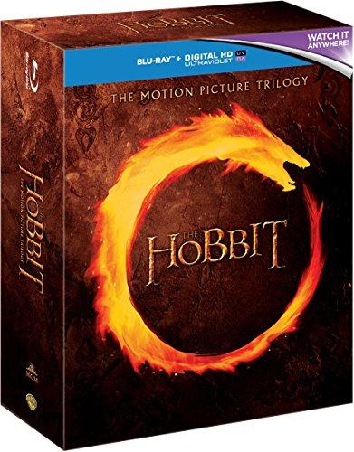 The Hobbit Blu Ray Trilogy £10.49 (Prime) / £12.48 (non Prime) at Amazon