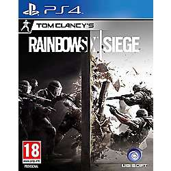 Tom Clancy's - Rainbow Six: Siege (PS4) £14 Delivered @ Tesco Direct