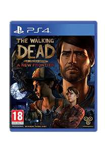 The Walking Dead - Telltale Series: The New Frontier (PS4) £13.85 Delivered @ Base