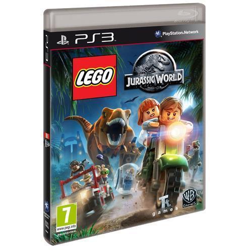 LEGO Jurassic World (X360/PS3) £7.99 @ Argos (Amazon With Prime)