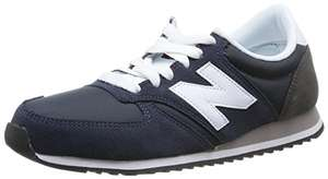 New Balance 420, Unisex-Adults' Trainers - was £60 now £24.98 (Blue/Navy) / £27 (Black) @ Amazon