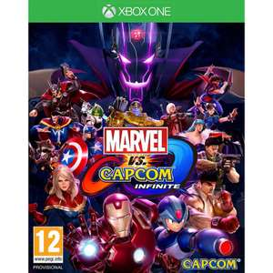 Marvel vs. Capcom: Infinite (PS4/XO) £19.95 Delivered @ TheGameCollection