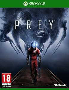 Prey (Xbox One) - £11.99 (Prime) / £13.98 (non Prime) at Amazon