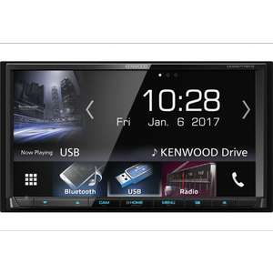 Kenwood DDX 9717BTS DVD Screen with Smartphone Control, Bluetooth CarPlay & Android Auto £399.99 at caraudiodirect