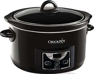 Crock Pot 4.7l Slow Cooker £29.99 @ Amazon
