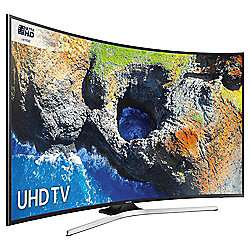 Samsung 55in UE55MU6220  Curved 4K Ultra HD certified HDR Smart TV - £559 + £4.99 delivery at at Tesco